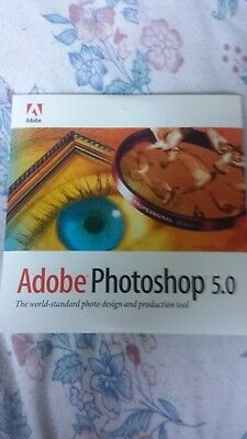Adobe Photoshop 5 Upgrade For Mac • 19.99£