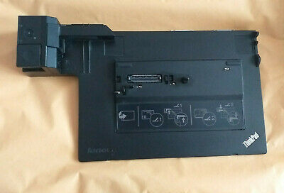 Lenovo ThinkPad 4338 Docking Station T410, T420, T510 2XDP 2x DVI 6xUSB • 9.95£