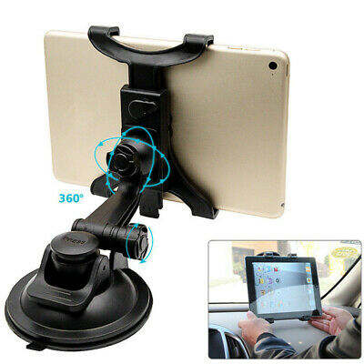 Universal In Car Suction Mount 360° Holder IPad & Samsung Galaxy Tablet 7 To 11  • 7.52£