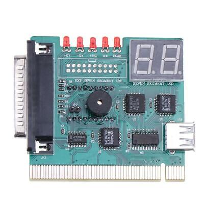 1pc USB PCI PC Motherboard Diagnostic Analyzer POST Card For Laptop PC UK • 6.61£
