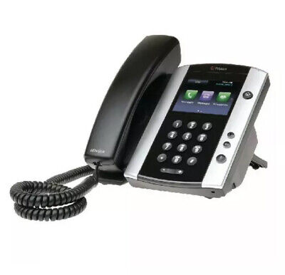 Polycom VVX 500 VoIP Phone - BT BADGED - Grade A + 1 Year Warranty • 45£