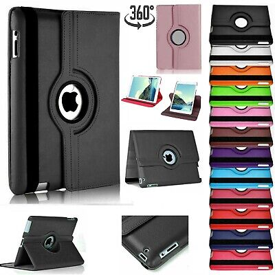 For Apple IPad 6th Generation 9.7  (2018) 360° Rotating PU Leather Case Cover  • 5.49£