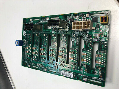 Hp 638298-001 Backplane Sas Proliant Ml350e G8 • 35£