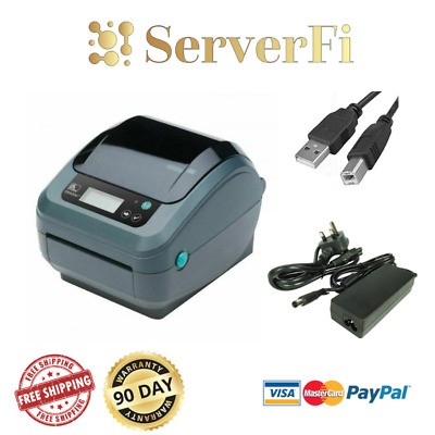 Zebra GX420D Label Printer • 169.99£