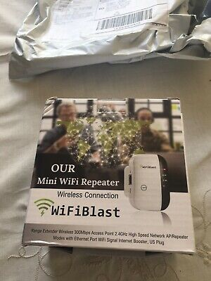 Wifi Blast Wireless Repeater • 25£