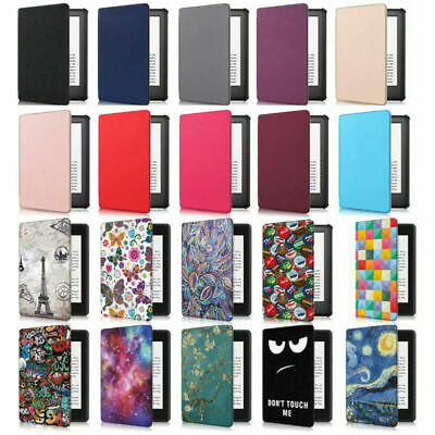 6  Inch Flip Smart PU Leather Case Cover For All-New Kindle 10th Generation 2019 • 6.99£