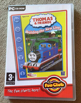 PC Fun Club: Thomas & Friends - Building The... | Software | Condition Very Good • 0.99£