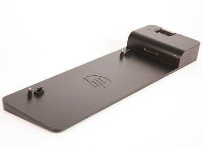 HP 2013 UltraSlim Elitebook Laptop Docking Station D9Y32AA D9Y19AV Slim Dock UK • 18.90£