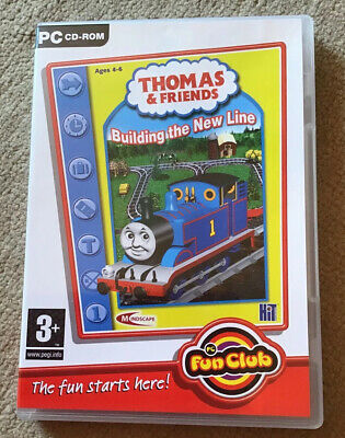 PC Fun Club: Thomas & Friends - Building The...   Software   Condition Very Good • 0.99£