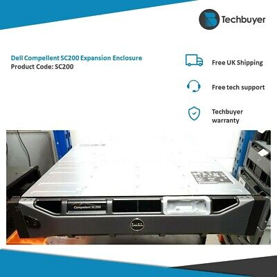 Dell Compellent Sc200 Expansion Enclosure - Sc200 • 180£