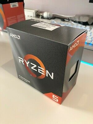 AMD Ryzen 5 2600 Processor With Wraith Stealth Cooler • 95£