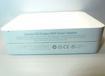 Apple (A1096) 90W HD Cinema Display + Power Cable • 40£