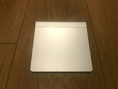 Genuine Apple Magic Trackpad V1 (A1339) Wireless Bluetooth Aluminium • 16£
