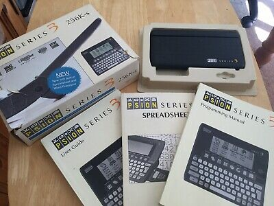 Psion Series 3 In Original Packaging In Excellent Condition Fully Working • 7.10£