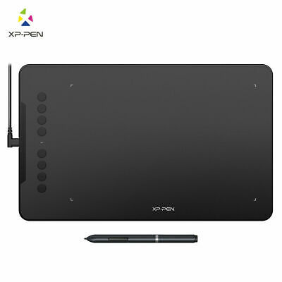 XP-Pen Deco01 Professional Graphic Drawing Tablet With 8192 Levels Stylus UK  • 30£