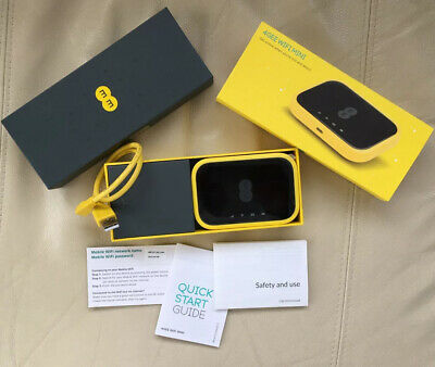 EE European Network 4GEE WiFi Mini Mobile Broadband Hotspot EE70-2AE8GB3 • 9.99£