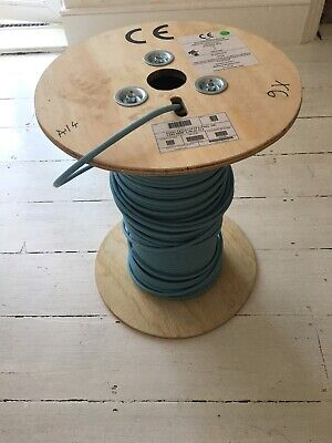 Excel 170-196 Cat6a F/FTP Ice Blue (120 Meters) • 10£