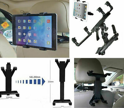 Universal In Car Seat Headrest Tablet Mount Holder Samsung & IPad Tab 7  To 11  • 5.89£