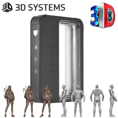 3D Scanner High Precision Handheld Body Face Object Crafts Scan For Home School • 441.28£