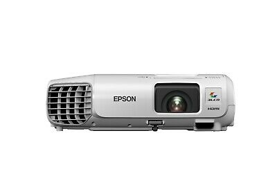 EPSON EB-X27  Home Cinema Presentations 2755 Hours Used Tested Works HDMI • 89.99£