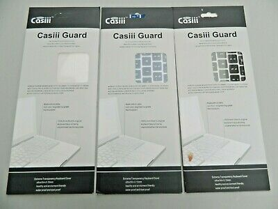 Casiii Guard Protection For Macbook Keyboards - 3 Colours To Choose From - New • 7.99£