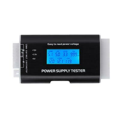 Digital LCD Display PC Power Supply Tester Checker ATX Measuring Tester B3 • 9.01£