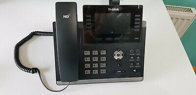 Yealink T46s VOIP Phone With Power Charger • 70£