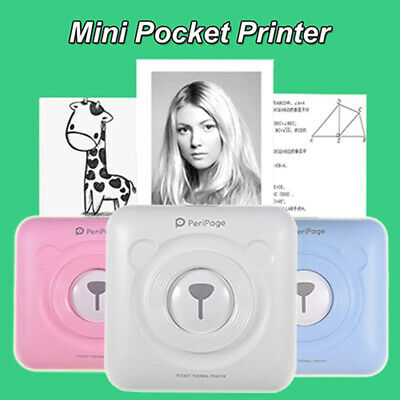 Portable Smart Photo Printer • 34.78£
