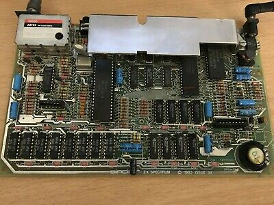 Sinclair Spectrum 48k Motherboard Issue 3B - Tested • 0.99£