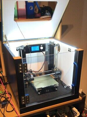 Anet A6 3D Printer In Cabinet With Lots Of Upgrades. • 120£