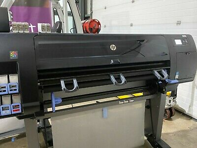HP Designjet Z6200 (pS) With Post Scipt Kit Only Used 2 Sets Of Inks. Ever!  • 0.99£