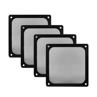 PC Computer Case Ultra Fine Fan Filter With Magnet Cooling Dust Filter Mesh 450 • 3.87£