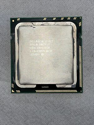 Intel Core I7- 960 960 - 3.2GHz Quad-Core Processor • 20£
