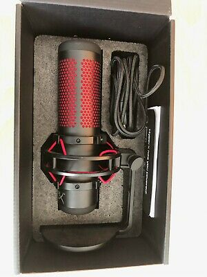 HYPER X USB PC Condenser Gaming Microphone • 20£
