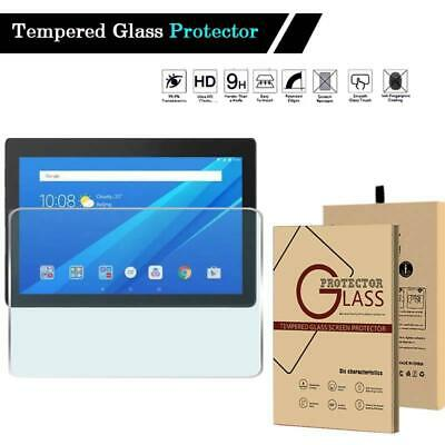 Tempered Glass Screen Protector Cover For Lenovo TAB M8 8.0/E10 10.1''/M10 10.1' • 5.99£