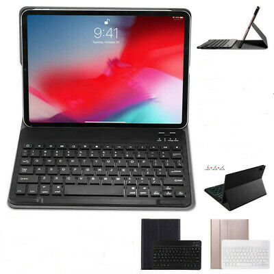 Keyboard Case Cover Case For IPad Air 4th Gen (2020) 10.9 , Detachable Bluetooth • 16.99£