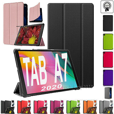 For Samsung Galaxy Tab A7 10.4  T500/T505 2020 Smart Leather Magnetic Case Cover • 6.97£