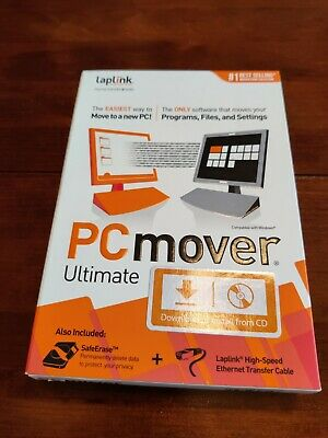LAPLINK PCmover Ultimate • 35£