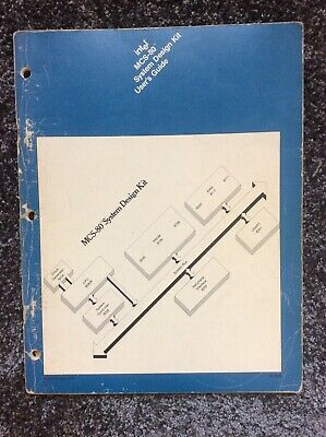 Intel MCS-80 System Design Kit Users Guide • 4.99£