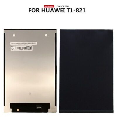 For Huawei MediaPad T1 8.0 Pro 4G T1-823L T1-821L LCD Display Screen Replacement • 24.99£