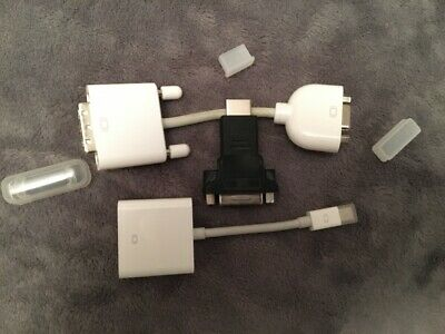 Selection Of Miscellaneous Apple Adapters • 0.99£