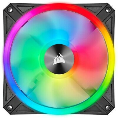 Corsair ICUE QL140 RGB 140mm Computer Case Fan New Boxed • 13.30£