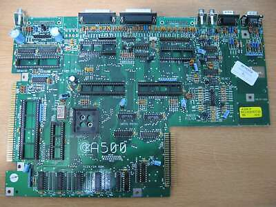 Amiga A500 Motherboard - Scrap Board For Spares Only • 9.95£