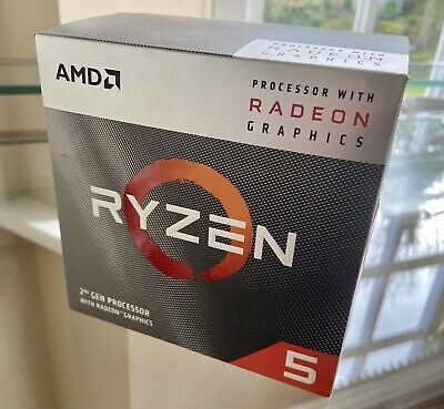 Ryzen 5 3600 CPU - New And Sealed In Box • 130£
