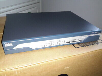 Cisco 1801 V04 Integrated Services Router • 9.90£
