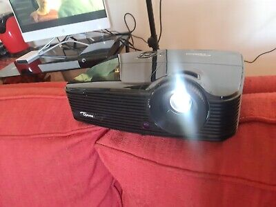 Optoma  DS330 FULL 3D DLP HDMI Projector • 150£