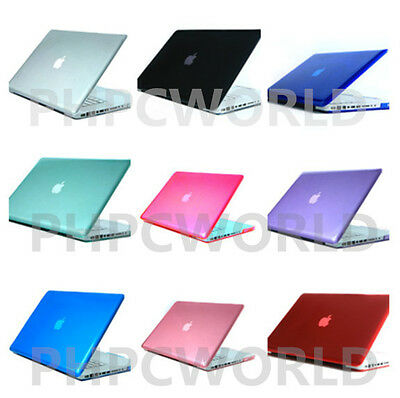 UK Crystal Clear Hard Case Full Cover For Apple MacBook Air 11 /13  +Screen Skin • 6.49£