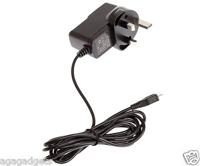 Mains House Wall Charger For Gigaset QV830 8  Tablet PC • 5.89£