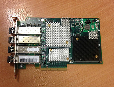 IBM 5729 8Gbps 4-Port PCIe2 (x8) Fibre Channel Adapter 74Y3467  • 240£