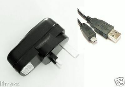 2M Long Replacement Mains FAST Charger - For HUDL 7  & HUDL 2 8.3  TABLET  • 8.50£